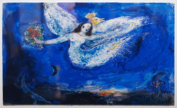Chagall La Couleur Des Sons Kandinsky Les Tableaux D Une Exposition Festival Notes D Automne