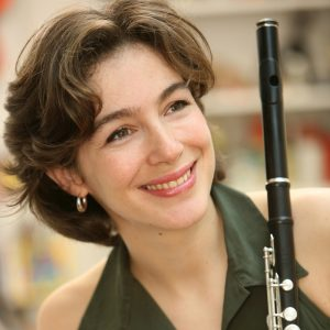 Juliette Hurel, flûte
