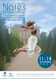 Festival note d'automne